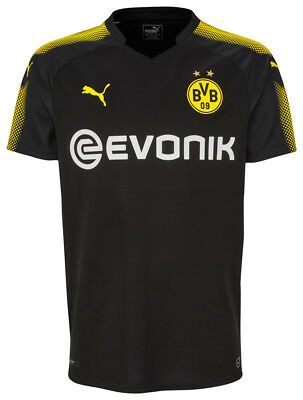 Puma BVB Away Replica Trikot Shirt Herren 2017 / 2018 751672 02