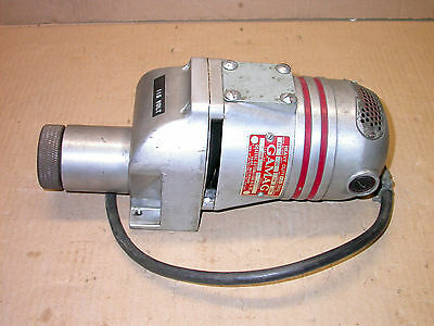 "Milwaukee GAMAG Heavy Duty 1 1/4"" Drill Motor Cat. No. 2820 115 Volt 15 Amp Mag"