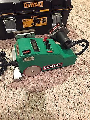 Leister Uniplan E 1.2 Inch 120V/1800W Automatic Welder Weight Kit Case