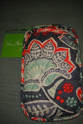 "Vera Bradley Double Eye Glass Case ""nomadic Floral"" Nwt!  Retired Pattern!  $22"