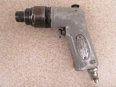 """Sioux 1/4"""" Pneumatic Driver 02307  Made in The USA"""