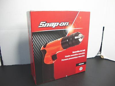 """NEW! Snap On 3/8"""" Reversible Air Drill PDR3001 RARE HARD TO FIND ,FREE SHIPPING!"""