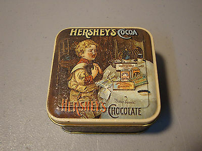 Hershey's Cocoa / Chocolate Collectible Tin   *fast Shipping*    L@@k