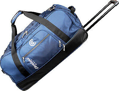 Cleveland Rolling Duffle Travel Bag - Brand New - Value Plus!!
