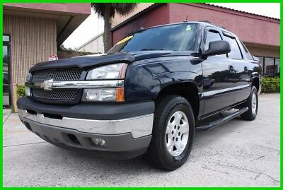 2005 Chevrolet Avalanche LS ONE OWNER FLORIDA NO RESERVE! 2005 CHEVROLET AVALANCHE 1500 LS 4X2 CARFAX FLORIDA IMMACULATE NO RESERVE!!