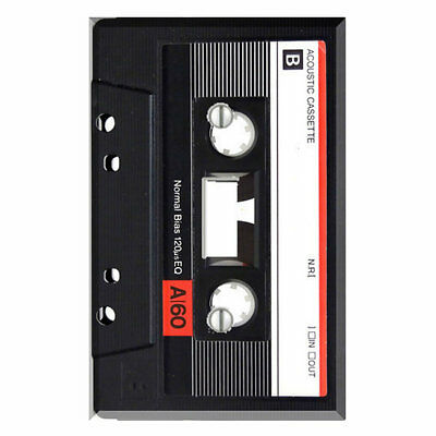 Vintage Cassette Tape Music Light Switch Plate Wall Cover Room Decor