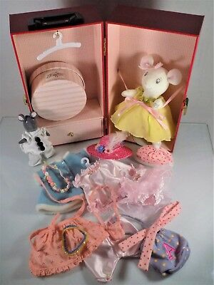 American Girl~Pleasant Company~Angelina Ballerina~Doll Toy Outfits & Accessories