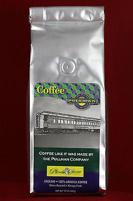 Pullman Company Coffee