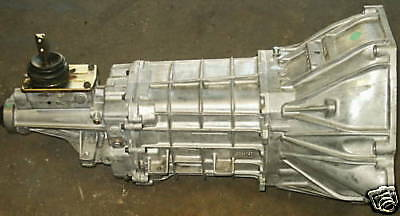 Ford Mustang Gt 2001-2004 Tr-3650 5 Speed Transmission