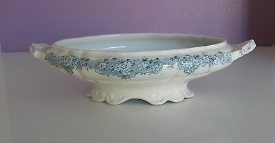 Beautiful~VINTAGE~*SAMUEL FORD* Semi Porcelain Center piece BOWL Made in ENGLAND
