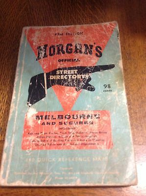 Morgans street directory Melbourne 43rd edition