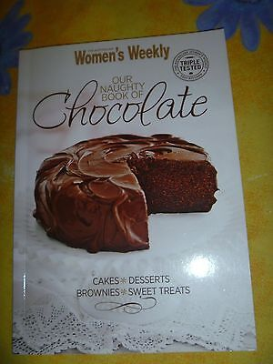 OUR NAUGHTY BOOK OF CHOCOLATE - By The Australian Women's Weekly Mini Cookbooks