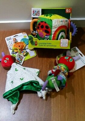 The very hungry caterpillar gift set NEW