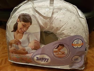 Baby Boppy Nursing Infant Feeding Pillow New Unwanted Gift
