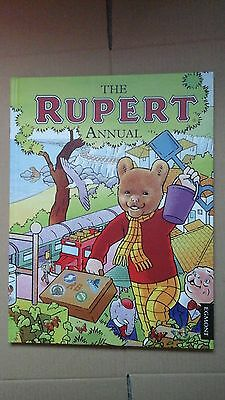 NEW - Rupert The Bear Annual - No.77 - 2012