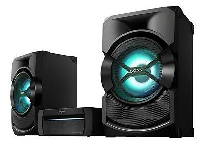 Sony SHAKE X3 High Power Music Anlage NFC Bluetooth Rechnung D25534