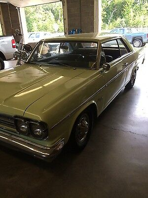 1966 AMC Other  1966 rambler classic 770 LS swap/swaped