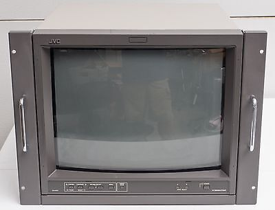 "JVC TM-H1700G HI Resolution 17"" CRT Color Video Monitor"