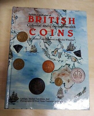 Spink's Catalogue of British Colonial and Commonwealth Coins Clermont & Wheeler