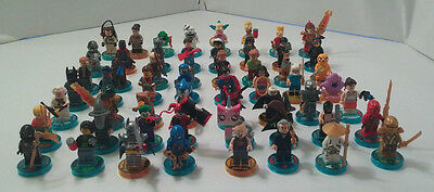Lego Dimensions Mini fig & toy Tag *toy and base* complete your collection here