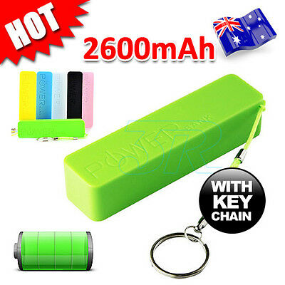 Portable Power Bank Charger External Battery USB For Samsung iPhone 6S 7 S8 Plus