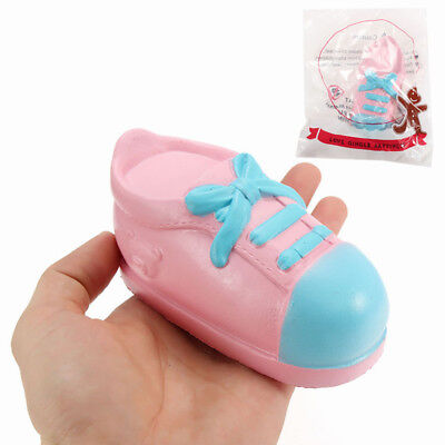 Squishy Shoe 13cm Slow Rising With Packaging Collection Gift Decor Soft Squeeze