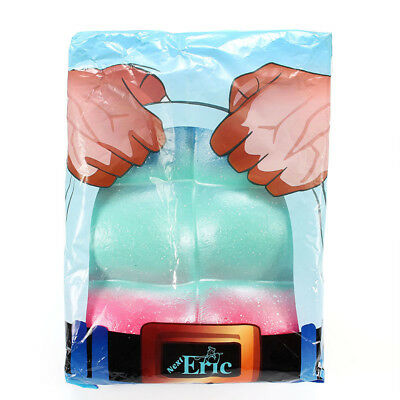 Eric Squishy Abdominal Muscle Bread Super Slow Rising Original Packaging Collect
