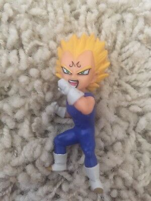 Banpresto Dragonball Z WCF Episode of Boo Mijin Vegeta no box majin