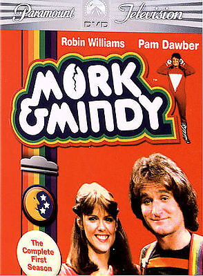 Mork & and Mindy ~ Complete 1st First Season 1 One ~ BRAND NEW 4-DISC DVD SET