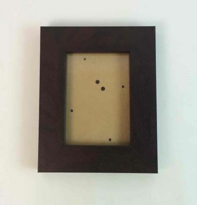 """Ewing Design Picture Frame 4""""x6"""" Black Photo Contemporary Standing Wall NEW"""