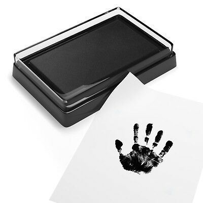 Baby Safe Print Ink Pad Non Toxic Footprint And Handprint Kit Keepsake Gift New