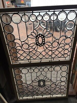 Sg 1527 Two Available Price Separate Graduated Circle Beveled Window