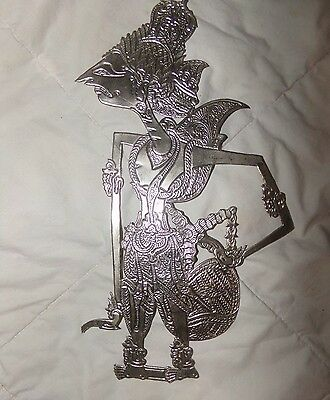 METAL ANT WOMAN  11 X 6 INCHES Hindu ? Home Decor Figure