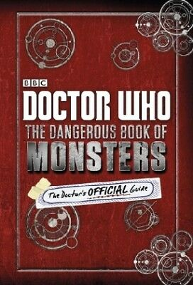 Doctor Who: Doctor Who: The Dangerous Book of Monsters - The Doctor's Offic NEU
