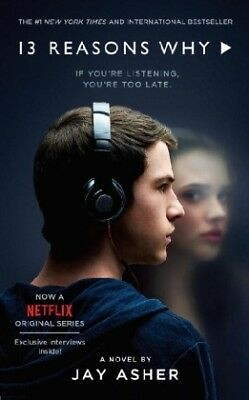 Jay Asher - 13 Reasons Why - If you're listening you're too late. A Novel.  NEU