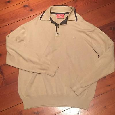 Rm Williams  Men's Jumper   Beautiful Condition   Size  L  Previously Worn