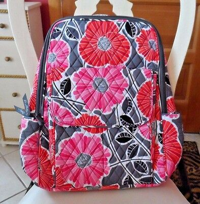 Vera Bradley  Ultimate backpack Cherry Blossoms pattern  NWT