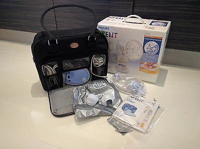 Philips AVENT Natural Twin Electric Breast Pumps