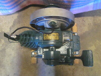 Great running Maytag Model #92 hit and miss gas engine