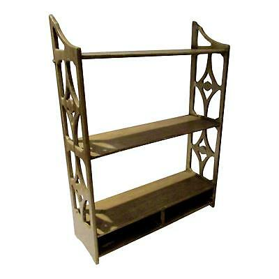 Attractive Shabby Chic Display Shelving Unit