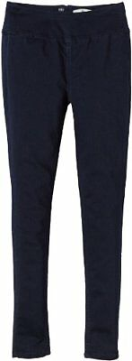 (TG. L/XL) Blu (Dark Blue Denim) PIECES Just Jute Highwaist Legging/dbld Noos, P