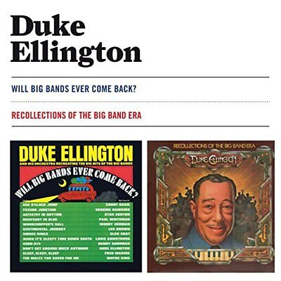 Will Big Bands Ever Come Back? + Recollections of the Big Band Era Audio CD