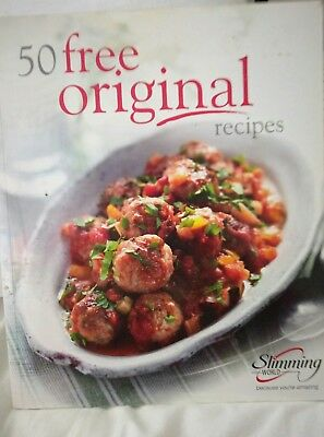 Slimming world 50 original recipe book