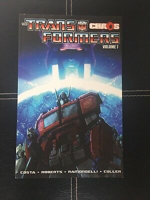 Transformers Volume 7: Chaos (Transformers - Paperback NEW Ramondelli, Liv 2012-