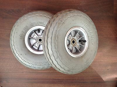 Shoprider Cadiz Wheels and Tyres Front Pair