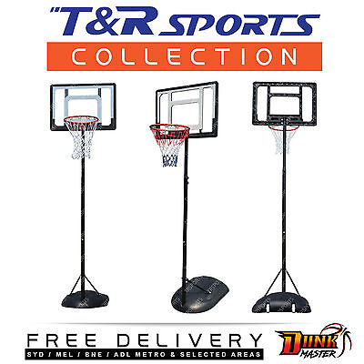 Portable Basketball System/Ring/Hoop for Junior Kids Youth Outside Dunk S032