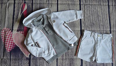 Moncler Baby Boy/Girl Designer Summer Clothes Bundle Polo Jacket Shorts 1-2 Year