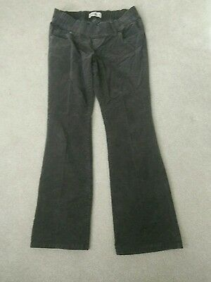 Old Navy Maternity Grey Cords Size 4