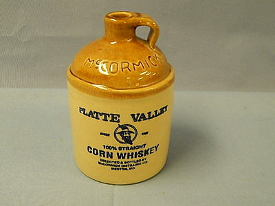 Mccormick Platte Valley 100% Straight Corn Whiskey Jug 750Ml (32636-1-H)