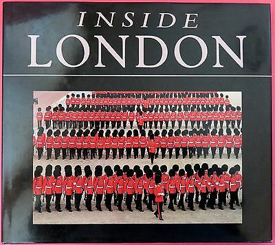 Inside London by Outlet Book Company Staff, Janet Michaels and Random House Valu